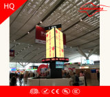 Farbenreiche InnenP4 SMD LED drehende Schwenktisch-Bildschirmanzeige