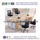 Самомоднейшая офисная мебель фабрики Китая таблицы рабочей станции офиса (WS-03#)