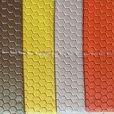 ケースボックスパッケージのための六角形PUの革