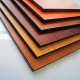 Panneau de feuille de meuble en stratifié décoratif à haute densité ignifuge