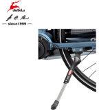 5 bicis eléctricas del marco 700c de la aleación de aluminio de la visualización del LCD del PAS