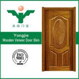 張り合わせられたHDF型のドアの皮中国製