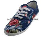 Nuevos zapatos de lona de la manera para los hombres/el muchacho/las muchachas de las mujeres