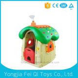 屋外の子供のおもちゃのプラスチック演劇の家Dollhouse2