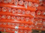 耐久の紫外線抵抗力がある障壁のネットの警告の網のプラスチック地上の網