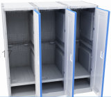 2 Tür-Schließfach-Schrank-Möbel