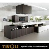 台所デザイナー新しいカスタム食器棚Tivo-0129V