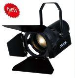 LEDフレネルのスポットライトのズームレンズのビデオスタジオの照明