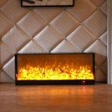 La chimenea eléctrica LED del MDF enciende base del horno con el Ce (T-305)