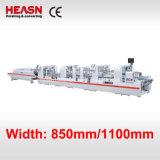 Máquina de alta velocidad automática Gluer de la carpeta (SQ-1100PC-R velocidad máxima 450m / min)