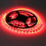 Striscia del chip 30LEDs 7.2W DC24V LED di colore rosso IP20 SMD5050 di alta luminosità