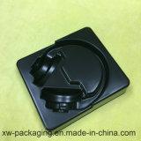 Cuffia avricolare di alta qualità Using la bolla di plastica che impacca in cassetto nero