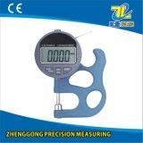 0-12.7/0.001 millimètres ont uni la mesure d'épaisseur d'étalage d'armatures intra-artérielles