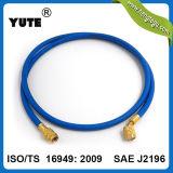 Yute SAEJ 2196 Carga de la manguera de goma para refrigerante.