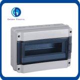 IP66 transparente e o plástico datilografam a caixa de distribuição da HK da potência