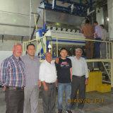 중국에서 필리핀 옥수수 선반 색깔 분류하는 사람 기계