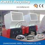 Weiche/steife Plastikzerkleinerungsmaschine, Film-Beutel-Papierflasche, die Maschine zerquetscht