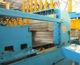 Chaîne de production d'ailette de plissement de transformateur de courant