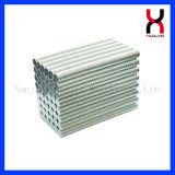 Imán de disco con el recubrimiento de zinc utilizado en el altavoz