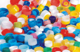 Macchina di formatura di plastica ad alta velocità di compressione della capsula