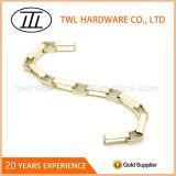 Moda Design Especial Rectângulo de alta qualidade Bolsas de ferro / Cadeias de alumínio