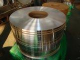 Bandes d'acier, bande en acier plaquée en aluminium pour la centrale de refroidissement à l'air