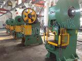 Máquina de perfuração de aço do ferro de J23-40tons, máquina de carimbo de aço de alumínio do furo