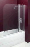 浴室6mmの単一の円形の浴室スクリーンのシャワー・カーテン(MDRBS80)