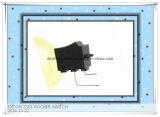 Ss01 Bouton de pliage Interrupteur à bascule d'alimentation pour télévision Interrupteur d'alimentation STB