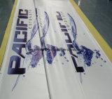 Impression faite sur commande extérieure annonçant le drapeau de PVC du vinyle 16oz (SS-VB92)