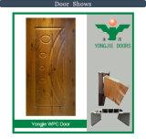 Puerta de la fabricación WPC de Yongjie