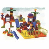 Les enfants de blocs de construction modèle animal Toy