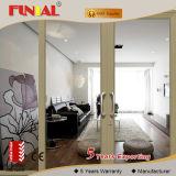 Janela de deslizamento vertical quadro de alumínio Janela de perfil de alumínio, porta
