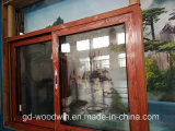 [ووودوين] [هيغقوليتي] حبة خشبيّة ألومنيوم [سليد ويندوو] مع [سّ] شارة