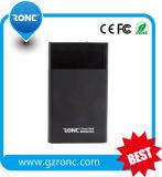 8000mAh Chargeurs portables pour carte de crédit Smart Card Power Bank