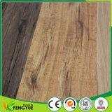 Plancher commercial de vinyle de PVC d'utilisation des meilleures couleurs en bois classiques des prix