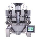 De automatische Machine jy-10hdst van de Schaal van het Gewicht van het Voedsel Multihead Tellende