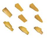 グレーダーのバケツの歯の接続機構のアダプターの地上のツールの歯の置換2713y6051r