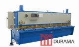 Gekennzeichnete hydraulische scherende Maschine, Guillotine, Ausschnitt-Maschine