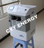 Concentratore elettrico mobile dell'ossigeno 8L di sanità medica calda di vendita