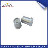 Peça plástica do molde da modelagem por injeção do metal para a inserção do carro