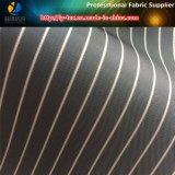 Нашивка подкладки ткани пряжи полиэфира покрашенной для костюма людей (S40.41)