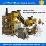 Niedrige hydraulische Maschine des Preis-Wt2-10 für Produkt-Block und Ziegelstein-Lehm