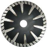 Il disco di taglio del cerchio per il cerchio di marmo del diamante dell'arenaria del granito la lama per sega 300mm 400mm