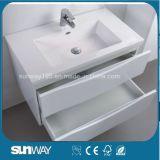 2016 Novo gabinete de banheiro vendido quente em MDF