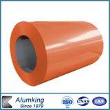 il colore 3003-H26 ha ricoperto la bobina di alluminio