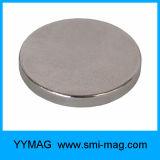 Ronda magnético fuerte imán de neodimio Bolso Button
