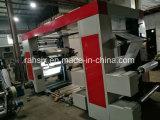 Máquina de impressão Flexographic da cor da alta velocidade 3