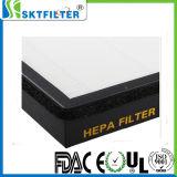 Filtro de aire de la eficacia alta HEPA