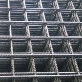Деформированный провод усиливая сетку стальной штанги сваренного металла (фабрика)